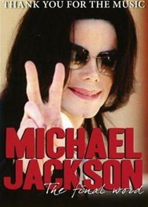 Michael Jackson: Thank You for the Music Online DVD Rental