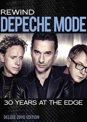 Rent Depeche Mode: Rewind: 30 Years at the Edge Online DVD Rental