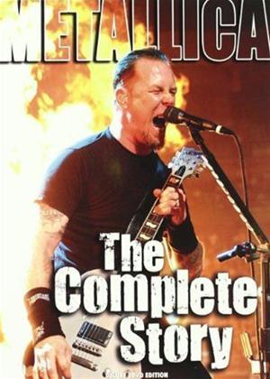 Rent Metallica: The Complete Story Online DVD Rental