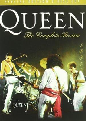 Queen: The Complete Review Online DVD Rental