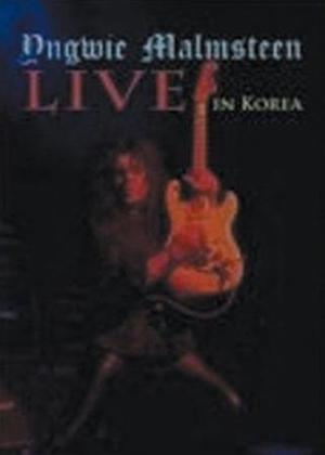 Rent Yngwie Malmsteen: Live in Korea Online DVD Rental