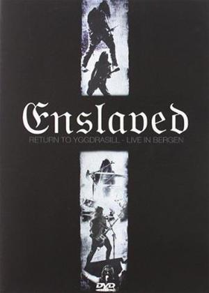 Enslaved: Return to Yggdrasill: Live in Bergen Online DVD Rental