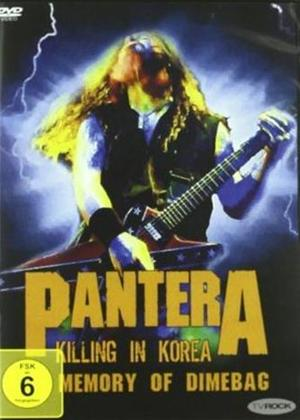 Rent Pantera: Killing in Korea Online DVD Rental