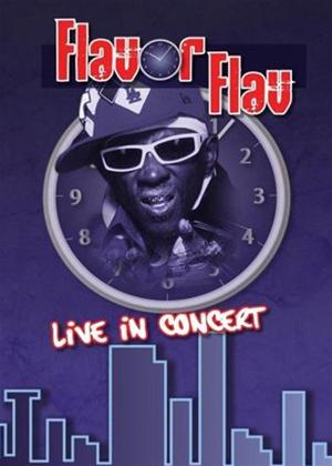 Rent Flavor Flav: Live in Concert Online DVD Rental