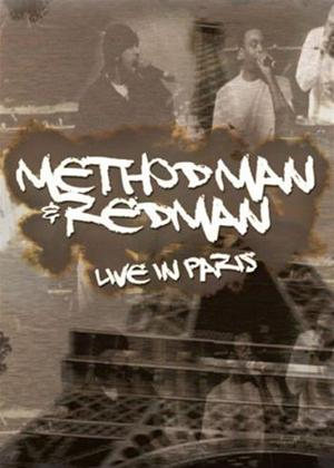 Method Man and Redman: Live in Paris 2006 Online DVD Rental