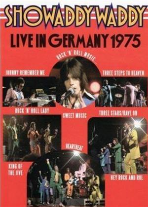 Showaddywaddy: Live in Germany Online DVD Rental