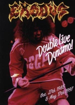 Exodus: Double Live Dynamo Online DVD Rental