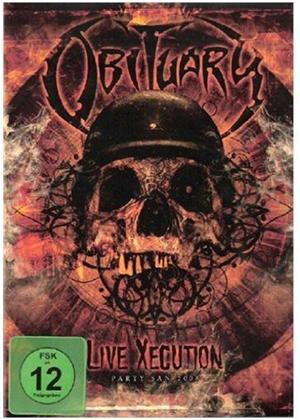 Obituary: Live Xecution: Live Party Online DVD Rental
