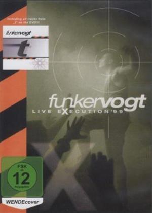 The Birthday Massacre: Funker Vogt: Live Execution '9 Online DVD Rental