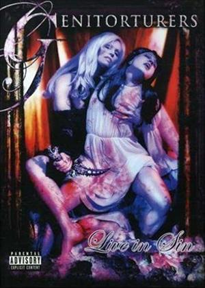 Rent Genitorturers: Live in Sin Online DVD Rental