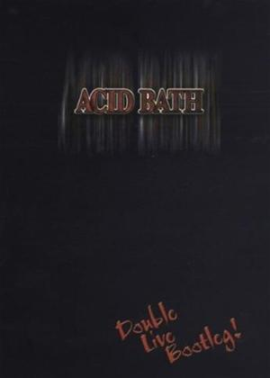 Rent Acid Bath: Double Live Bootleg Online DVD Rental