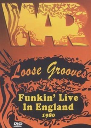 Rent War: Loose Grooves: Funkin' Live in England Online DVD Rental