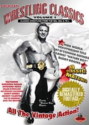 Rent American Wrestling Classics: Vol.1 Online DVD Rental