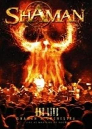 Shaman: One Live: Shaman and Orchestra Online DVD Rental