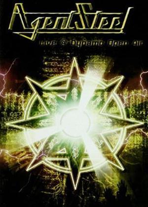 Agent Steel: Live @ Dynamo Open Air Online DVD Rental