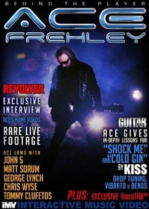 Ace Frehley: Behind the Player Online DVD Rental