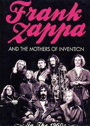 Frank Zappa and the Mothers of Invention: In the 1960's Online DVD Rental