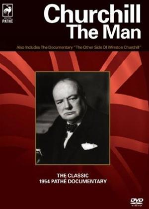 Rent Churchill the Man: Classic 1954 Pathe Documentary Online DVD Rental