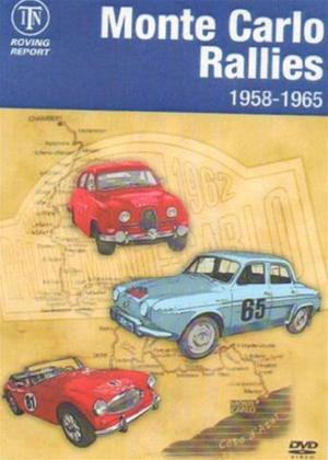 Rent Monte Carlo Rallies 1958-1965 Online DVD Rental