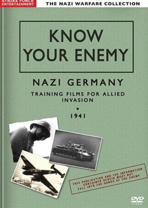 Rent Know Your Enemy: Nazi Germany Online DVD Rental