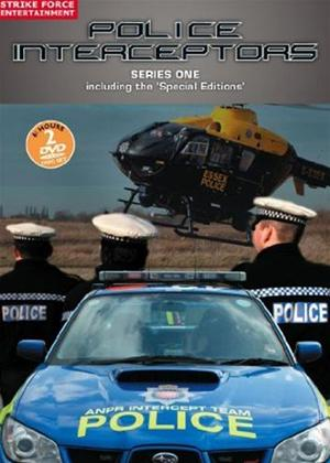 Rent Documentary: Police Interceptors: Series 1 Online DVD Rental