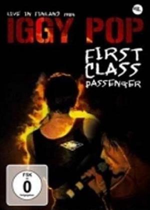 Iggy Pop: First Class Passenger Online DVD Rental