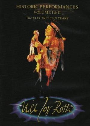 Uli Jon Roth: Historic Performances Vol.1 and 2 Online DVD Rental