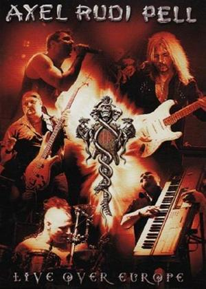 Rent Axel Rudi Pell: Live Over Europe Online DVD Rental
