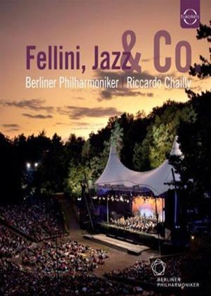 Rent Berliner Philharmoniker: Fellini, Jazz and Co. Online DVD Rental