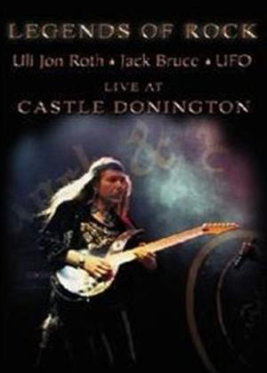 Uli Jon Roth: Legends of Rock-Live at Castle Online DVD Rental