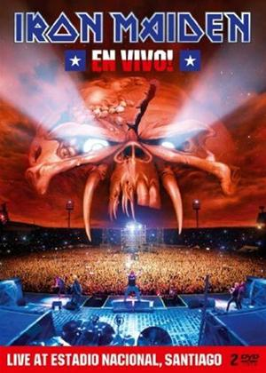 Iron Maiden: En Vivo! Online DVD Rental