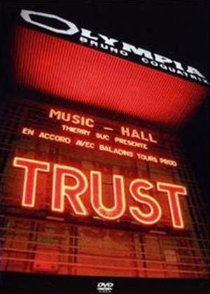 Trust: A LOlympia Online DVD Rental