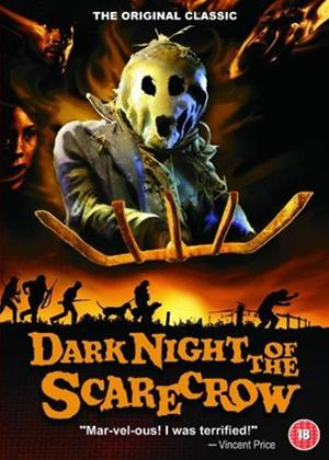The Dark Night of the Scarecrow Online DVD Rental