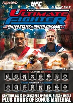 Rent UFC: The Ultimate Fighter: Series 9 Online DVD Rental