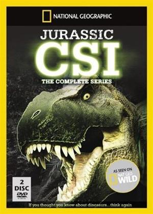 Rent National Geographic: Jurassic CSI/Truth About T-Rex Online DVD Rental