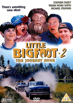 Little Bigfoot 2: Journey Home Online DVD Rental