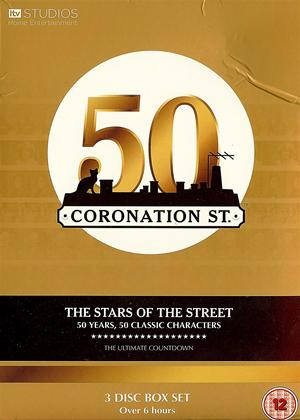 Stars of Coronation Street Online DVD Rental