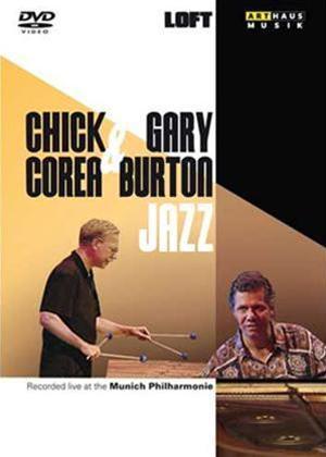 Chick Corea and Gary Burton Online DVD Rental