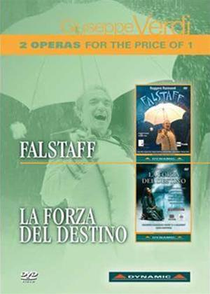 Rent Falstaff/La Forza Del Destino Online DVD Rental