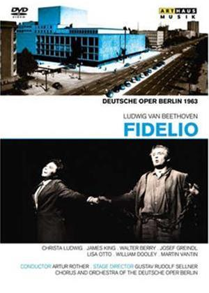 Fidelio: Deutsche Oper Berlin (Rother) Online DVD Rental