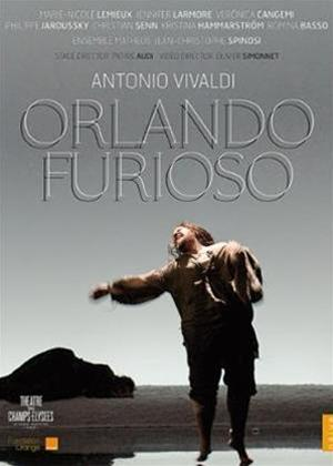 Orlando Furioso: Theatre Des Champs-Elysees (Spinosi) Online DVD Rental