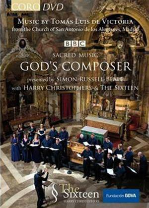 Rent Sacred Music: God's Composer: The Sixteen Online DVD Rental