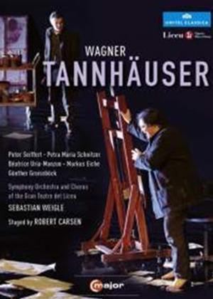 Tannhauser: Gran Teatre Del Liceu (Weigle) Online DVD Rental