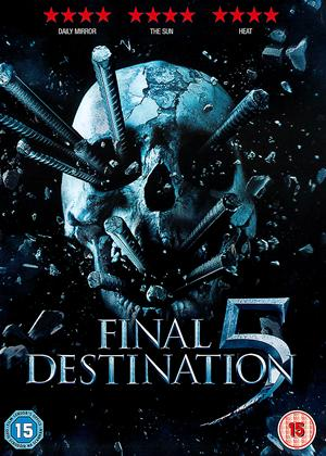 Final Destination 5 Online DVD Rental