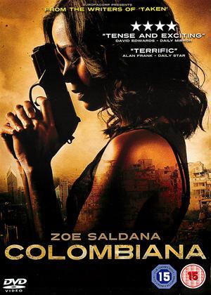 Colombiana Online DVD Rental