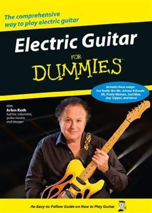 Rent Electric Guitar for Dummies Online DVD Rental