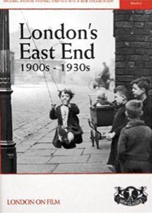 London's East End: 1900s-1930s Online DVD Rental
