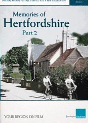 Memories of Hertfordshire: Part 2 Online DVD Rental