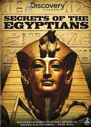 Secrets of the Egyptians Online DVD Rental