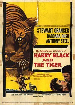 Harry Black and the Tiger Online DVD Rental